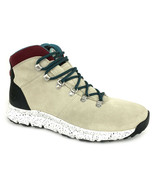 Timberland Men's Nature Needs Heroes Off White Suede Mid Hiker Boots A2346 - $89.99