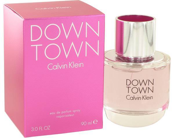 Calvin Klein Downtown Perfume 3.0 Oz Eau De Parfum Spray