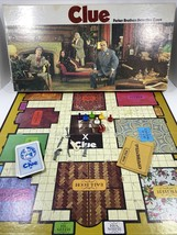 Vtg Clue Board Game 1972 Parker Brothers Classic Original Missing Notebooks - $39.55