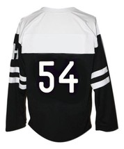 Custom Name # Russia CCCP Retro Hockey Jersey New Sewn Black Any Size image 2