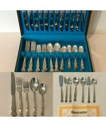 International Silver Silverplate Flatware Service for 12 Inspiration Mag... - $549.99