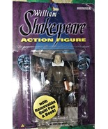 William Shakespeare - Action Figure  - $9.95