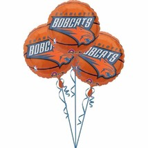 Charlotte Bobcats NBA Pro Basketball Sports Banquet Party Decoration Myl... - $13.17