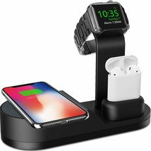 Deszon Wireless Charger Designed For Apple Watch Stand Compatible With 5 - $37.30