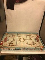 Vintage NHL Superior Action Hockey Table Game Toy Cohn Blackhawks Rangers - $137.93