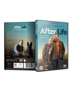 Ricky Gervais DVD - After Life Season 2 DVD - $20.00