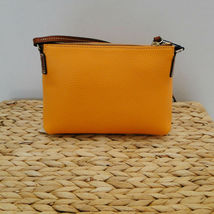 Dooney & Bourke Pebble Ginger Crossbody MELON COLOR image 4