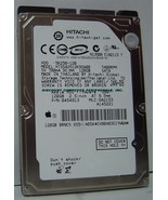 120GB 5400RPM SATA-150 2.5IN HITACHI HTS542512K9SA00 Free USA Ship Our D... - $16.83
