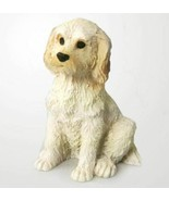 LABRADOODLE CREAM TINY ONES DOG Figurine Statue Pet Lovers Gift Resin - $9.99