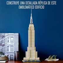 Lego 21046 Architecture Empire State Building Model Of Collectors + 16 Y... - $375.24
