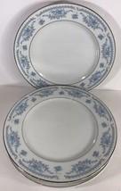 Ekco Intl. Winsford Set of 4 Fine China Salad Plates (Japan) - $39.59