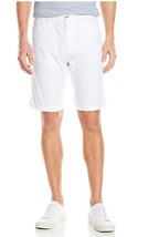 Calvin Klein Men's Textured Cord Short, White, Size 34W. - $39.59