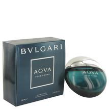 AQUA POUR HOMME by Bvlgari Eau De Toilette Spray 5 oz (Men) - $71.50