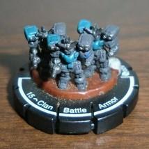 Clan Battle Armor 029 Liao Incursion Mechwarrior - $0.99