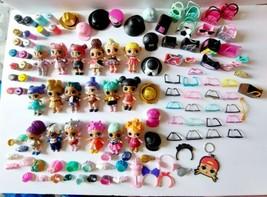 LOL Surprise Dolls Lot & Accessories  - $49.49