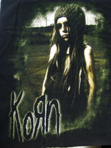 T-Shirt concert Korn 2011 Path of Totality Tour size XL - $39.95