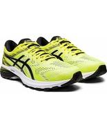 ASICS Men's GT-2000 8 Running Shoes Sour Yuzu/Black 1011A690-750 - €88,73 EUR