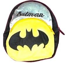 New-Super-Hero-Batman-Kindergarten-School-Bag-Kid-039-s-Backpack-Cute-G... - $9.99