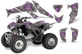 Atv Graphics Kit Sticker Decal For Honda Trx 250EX 2006-2018 Butterfly Purple - $169.95