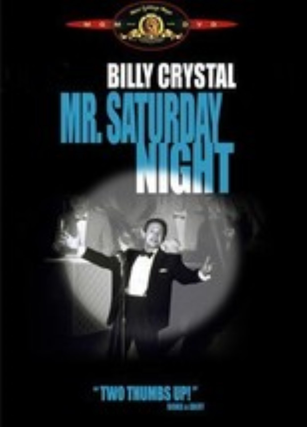 Mr. Saturday Night Dvd