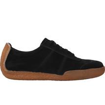 Clarks Originals Milligan Men's Black Suede Casual Sneakers 26131323 - $110.00