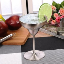 Stainless Steel Wine Goblet Elegant Style for Christmas Party Gathering Use - $41.50