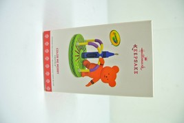 "Crayola Hallmark Keepsake Ornament ""Color Me Merry"" QXI3365 - $9.89"