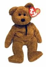 Fuzz The Bear Ty Beanie Baby 1998  - $12.86