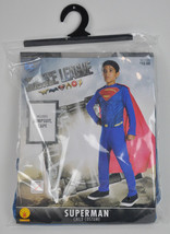 New SUPERMAN Justice League RUBIE'S Super Hero Dress UP Costume NWT Size... - $426,87 MXN