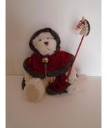 SALE Father Christmas/Santa Claus teddy bear, Olde World Santa teddy bear - $20.00