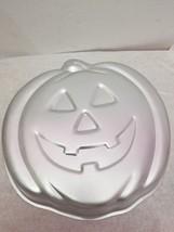 Wilton Jack-o-Lantern Pumpkin Face Halloween Fall Cake Pan 1981 502-2928... - $197,28 MXN