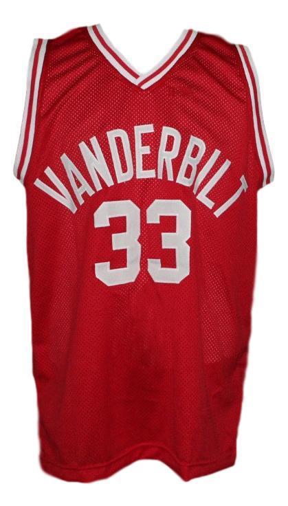 Eddie winslow  33 vanderbilt family matters basketball jersey red   1