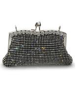 Crystal Diamond Evening Clutch Purse Fashion Bag - $52.35