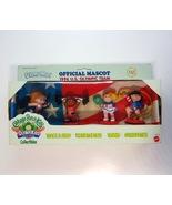 Vintage Mattel 1996 Olympics Mini Cabbage Patch Kids OLYMPIKIDS Dolls-4 ... - $9.99