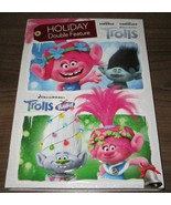 Double Feature > Trolls & Trolls Holiday (DVD, 2018) .. sealed new - $8.91