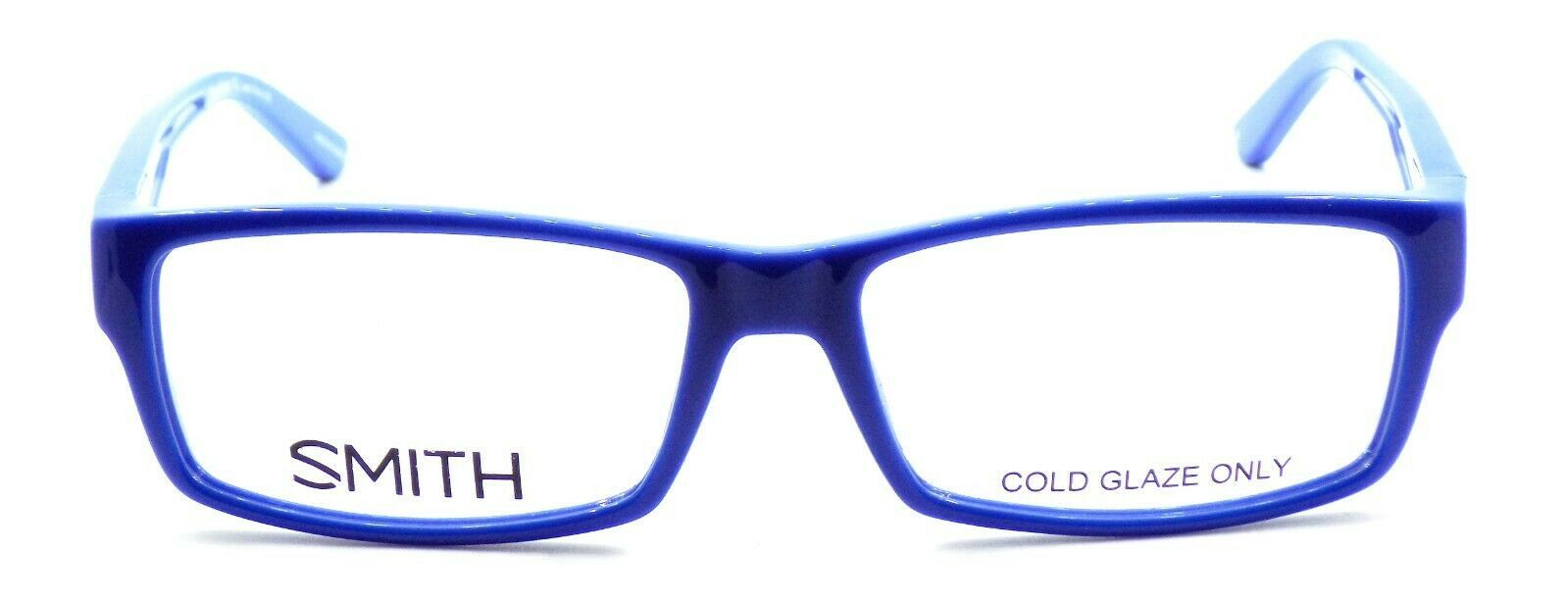 SMITH Optics Broadcast XL LN5 Men's Eyeglasses Frames 56-16-140 Lapis Frost Blue