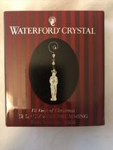 2006 Waterford Crystal Christmas Ornament 12 Days Drummer Drumming Hanger - $69.29