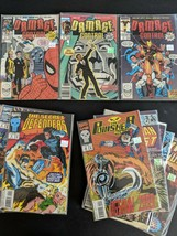 Comic Book Lot - Damage Control, The Secret Defenders, Ghost Rider 2099 Punisher - $36.58