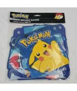 Pokemon Happy Birthday Banner 7.59 ft Party Decorations Decor Pikachu Po... - $14.99