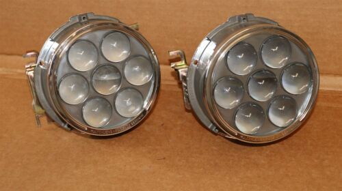 Infiniti Q45 F50 HID Xenon Headlight Projectors Set Pair 7 Lens