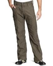 G Star General 5620 Loose Corduroy Pants Jeans in Tarmac Size W34/ L34 B... - $99.75