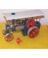 "Vintage ""Old Smoky"" Steam Roller Wilesco Made In Germany - €366,77 EUR"