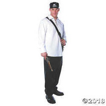 Pirate Shirt Adult Costume - XX-Large - $17.60