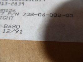 Dana Clark 73806.002.03 / 738-06-002-03 Half Shaft New image 4
