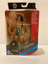 "New DC Comics Multiverse Super Friends Wonder Woman Action Figure, 6"" - £9.85 GBP"