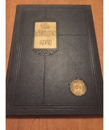 The Nucleus 1939 yearbook drh111 - $15.80