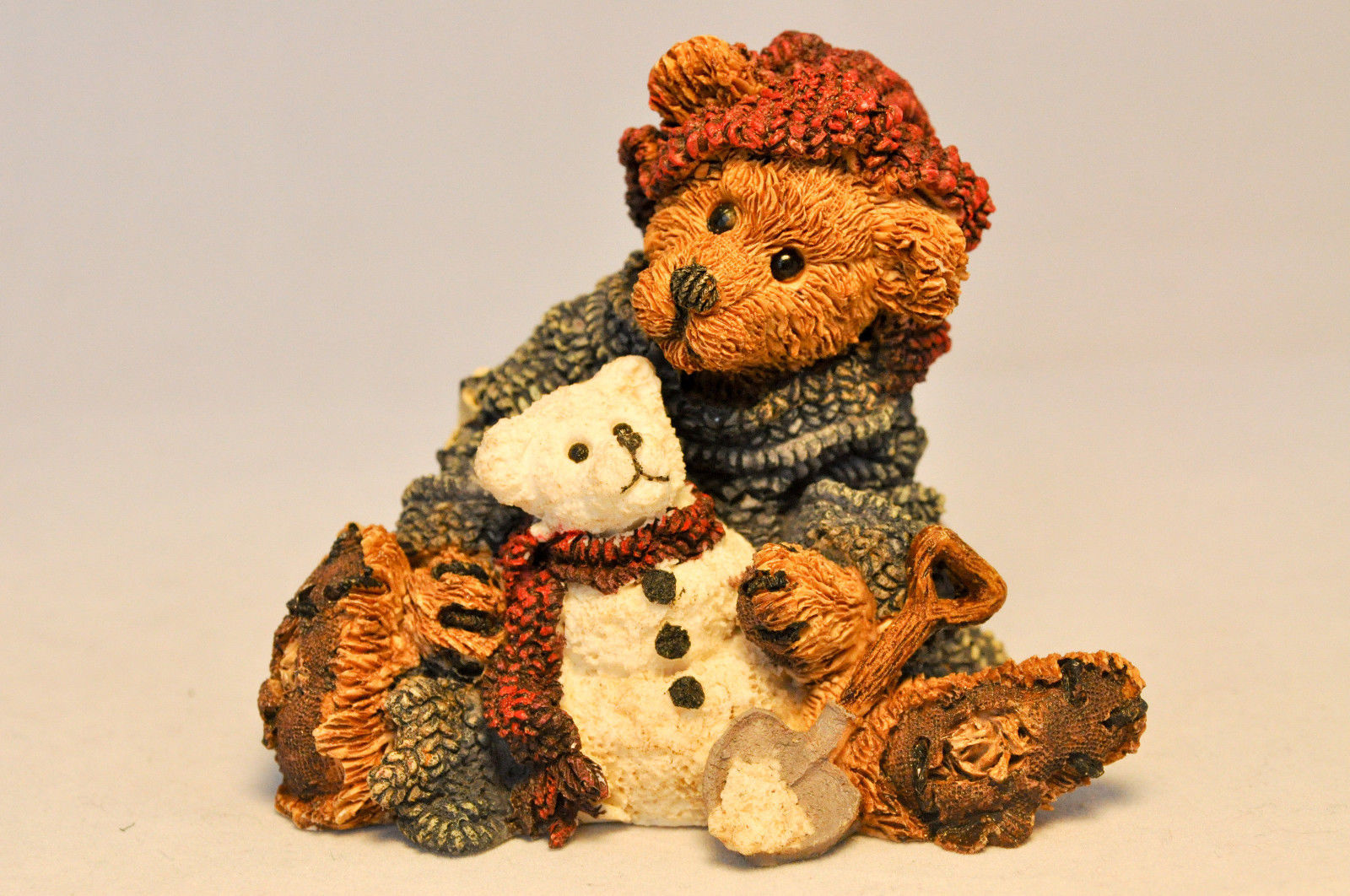 Boyds Bears & Friends: Elliot & Snowbeary - 02242
