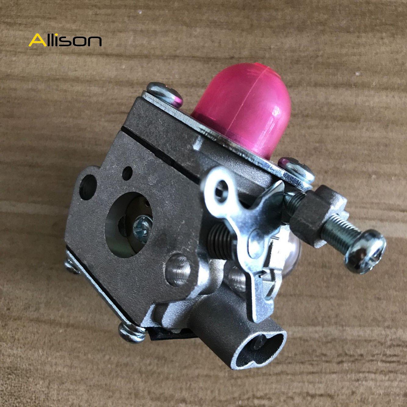 Carburetor For Cub Cadet BC210 BC280 CC212 CS202 SS270 string trimmer Air filter image 4