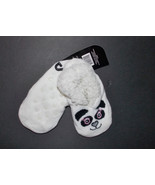 Hot Steps Toddler Girls Slipper Socks Panda Plu... - $6.97