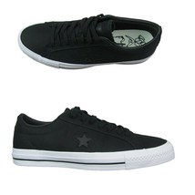 Converse One Star Pro OX Mike Anderson Size 9.5 Mens Skate Shoes Black 1... - £50.81 GBP